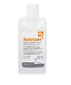 An image of Becht4care Hand Disinfection Gel 500ml bottle for Euro Dispenser