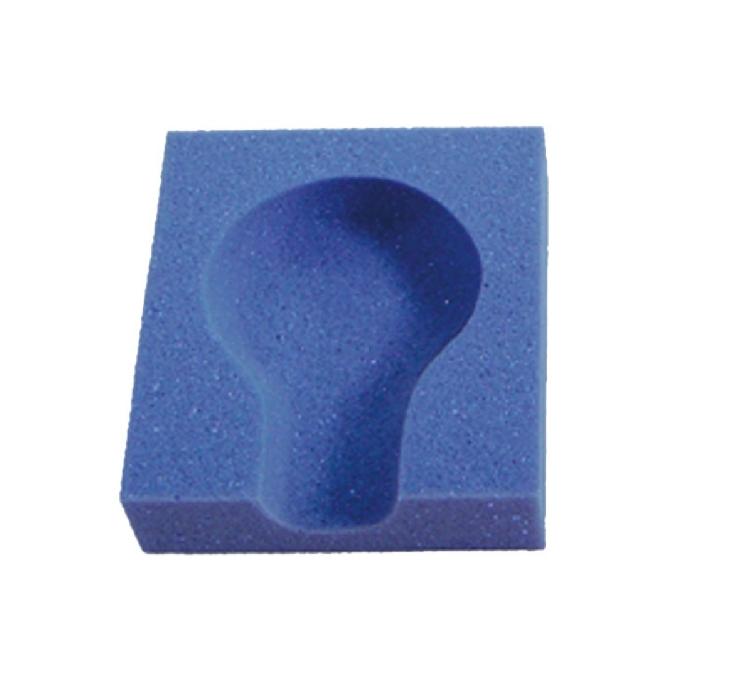 An image of Foam: Plasic Child Skull Block PV Cover
