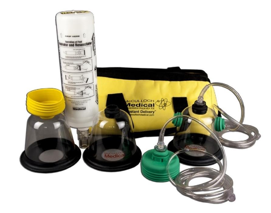 An image of Foal Resuscitator Kit