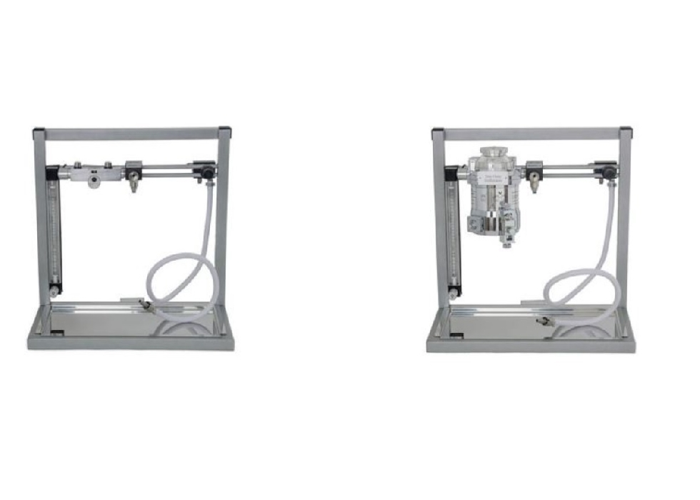 An image of Wall Mounted/ Table Top Anaesthesia Machine