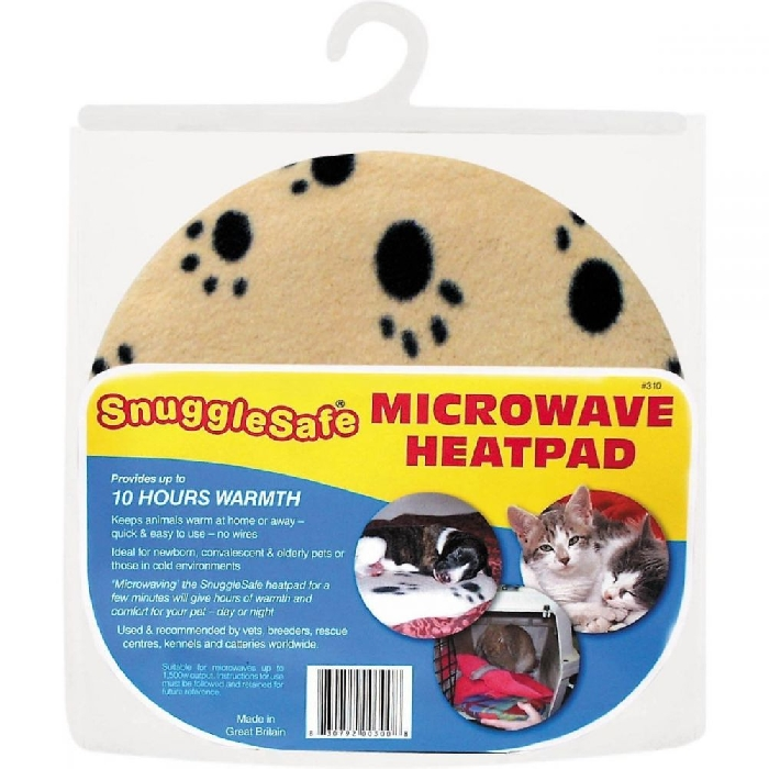 An image of SnuggleSafe heatpad small animal version
