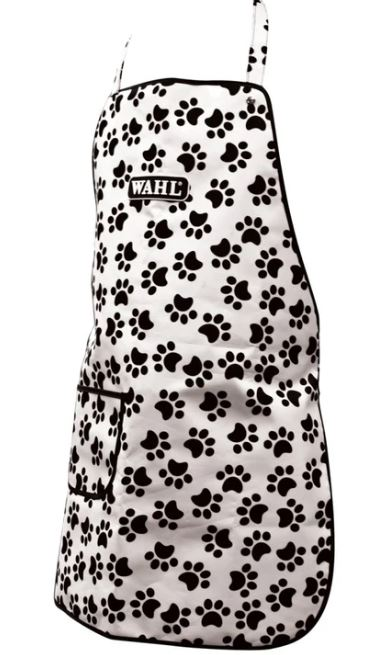 An image of Paw Print Grooming Apron