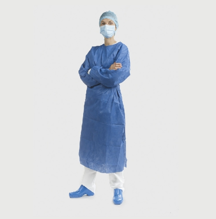 An image of Sterile Microfibre Gown Size L