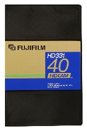An image of FUJI HDCAM 124L HD331