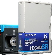 An image of SONY HDCAM SR 124