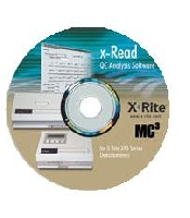An image of X-Read QC Analysis Software