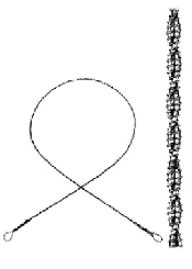 An image of Gigli Wire 40cm