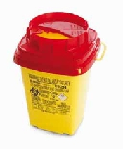 An image of Sharps Containers