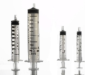 An image of Troge Syringes