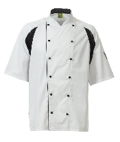 An image of Chefs Jacket Long Sleeve XL