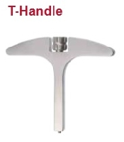 An image of TTA T-Handle