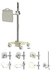 An image of Mobile DR Detector & Cassette Holder