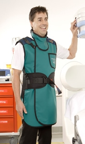 An image of Protecx Lightweight Lead Coat Model 1101
