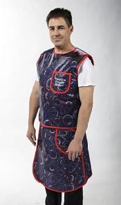 An image of ProtecX Two Piece Tabard Style Apron