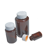 An image of Precapped PET Round Tablet Bottles