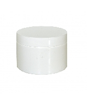 An image of Plastic Ointment Jars & Caps