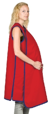 An image of Maternity Apron, Full Wrap