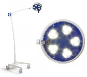 An image of Nordis Vet LED Exam/Op Light Trolley