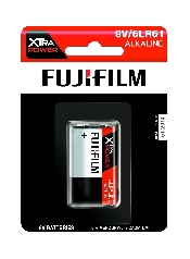 An image of Fujifilm Xtra Power Battery 9V x 1 Hang Pack