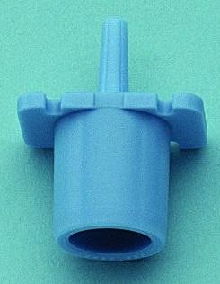 An image of Blue ET Connectors