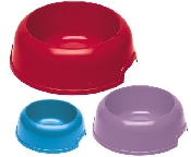 An image of Plastic Non-Slip Bowls