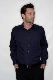 An image of Mens Long Sleeve Shirt (ISCP02414)