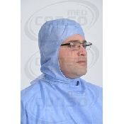 An image of Blue Surgeon Hood (200)