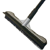 An image of Rubber Brush with Telescopic Handle