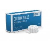 An image of Cotton Wool Rolls (mouth) Size 2