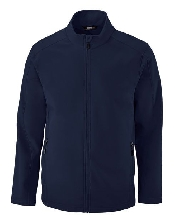 An image of RS209M Unisex soft shell jacket ISCP Crest (S) (ISCP019S)