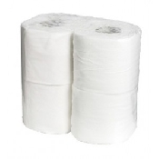 An image of Toilet Roll 320 Sheets pack of 4