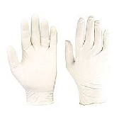 An image of LATEX POWDERED GLOVE SMALL (100)