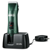 An image of Super AGR+ Rechargeable Clipper (Green) VET PAK