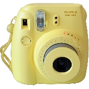 An image of INSTAX MINI 8 YELLOW PLUS 10 SHOTS