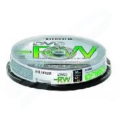 An image of FUJI DVD-RW 6X CAKE 10
