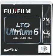 An image of FUJI LTO ULTRIUM GEN6