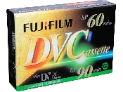 An image of FUJI M DVC60 DIGITAL VIDEO CASS