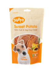 An image of Soopa Sweet Potato treats