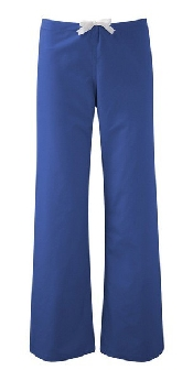 An image of Relaxed Drawstring Pant Royal Blue XS