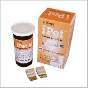 An image of iPet Blood Glucose Test Strips (25)