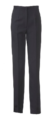An image of TROUSER NAVY SIZE 40