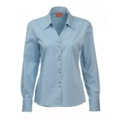 An image of Long Sleeve BlueCollar Blouse 10