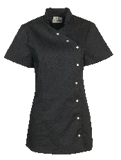 An image of TUNIC BLACK SIZE 36