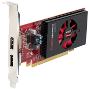 An image of W2100 Graphics Card