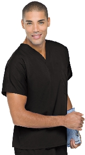 An image of Unisex Scrub Top (Scrub Zone)