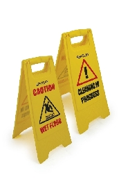 An image of Wet Floor Signs
