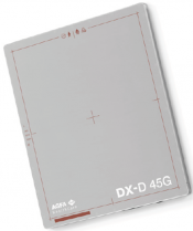 An image of Agfa DX-D 45G Detector Set (GOS)