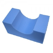 An image of Neck Support Plain 15 x 30 x 15cm