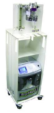 An image of Deltawave 400 Anaesthetic Trolley