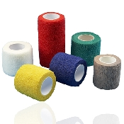 An image of Cohesive Bandages 5cmX4.5cm - White (12rls)